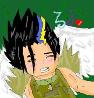 Zj- One of my RP characters by Cloud-Strife-FF-VII
