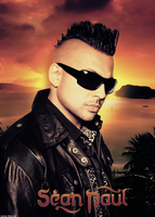 Sean Paul by Aminebjd