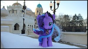 Luna in the Efteling by Ilona-the-Sinister