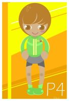 Chie Chan by Child-Of-Neglect