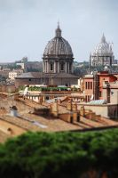 Rome miniature by MishaART
