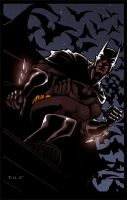 The EVL Dark Knight by ErikVonLehmann