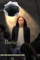 Miley Cyrus Bored by Jade-the-lover