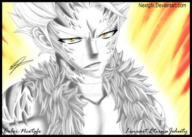 Sting Eucliffe - Dragon Force Mode Ver 2 by NextGfx
