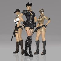 Three Kinds of Cops by KoDraCan