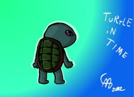 Turtle in Time by Apples-Malus