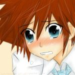 KH: Don't cry... by Twilight--Hope