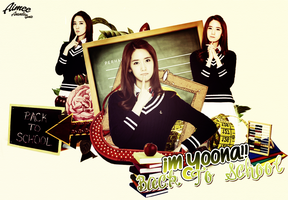 Yoona Wallpaper - By Aimee by AimeeAnanda0615