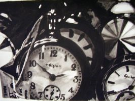 Time Never Stops by batmangirl2005