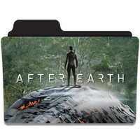 After Earth Folder Icon by efest