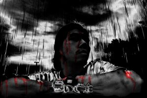 Edge's Blood Rain by EdgeFx1
