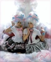 Angelic Pretty by soullessYUMEIRU