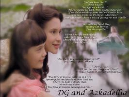 DG and AZ Wallpaper by Aravis17