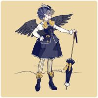 WLT: The Raven by aisu