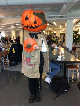 Great Pumpkin Cosplay by Amp09