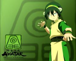 Toph by FeatherFantasy