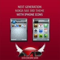 NOKIA S60 3rd THEME by TheAlessandro