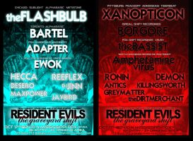 resident evils online promo b by reactionarypdx