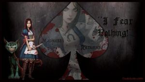 :: Alice Madness Returns :: by DeathGoddess1995