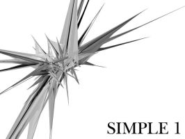 simple piece 1 by elic