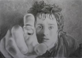 Frodo From the Shire. by bittenbitten