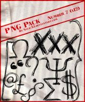 PNG Pack 7 by Salic33
