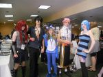 Fairy tail Cosplay by artistic-emo-panda