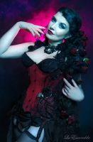 Where the wild roses grow by la-esmeralda