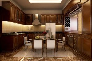 Kitchen, graha-medan ind by CallsterShade