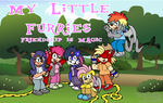 My Little Furries: Friendship is Magic by RyanEchidnaSEAL
