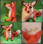 The little Fox by DiabolicLily