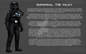 Imperial TIE Pilot tech readout [New] by unusualsuspex