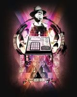 jdilla poster by sounddecor