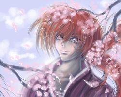 Peaceful Days Under the Sakura by HitokiriSakura2012