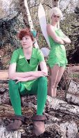 Tinkerbell - Pout by Vanilla--Bean
