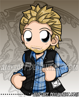 Jax - Sons of Anarchy by amy-art