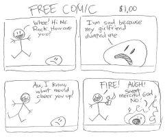 Free Comic by AndrewDickman