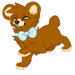 [Raffle Prize] TEDDY GRAHAMS by alarmed-dingoes