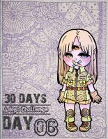 .: 30Days Adoptable Challenge - Day 06 {Closed} :. by Biiiscoito