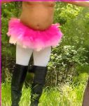 Pink Tutu and Black Boots 2 by LoquaciousQuidnunc