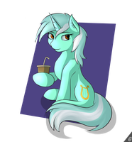 Keep Calm and Have a Smoothie by Capseys
