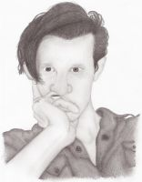 Matt Smith (The Eleventh Doctor) by IchBinJayne