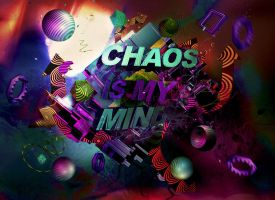 Chaos is My Mind by TheNaturaGrafic