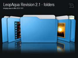 leopAqua Revision 2.1 - Win by ieub