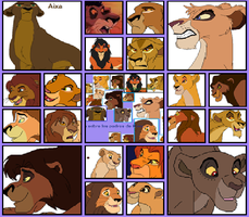 The Lion King Secretos y Reinados(??) by TLKJoantu