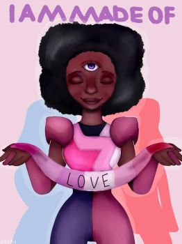 SU: Made of Love by Zeriphi