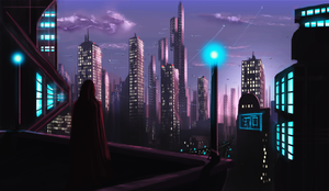 City Overlook RefinedRemasterd by RadicalDreaming-GFX