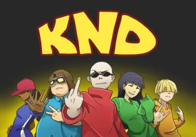 Fan Art: KND by TheK40