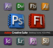 MB-Adobe Creative Suite 5 by modblackmoon