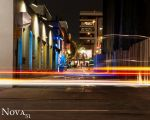 Crossing the Alley by Nova51Photography